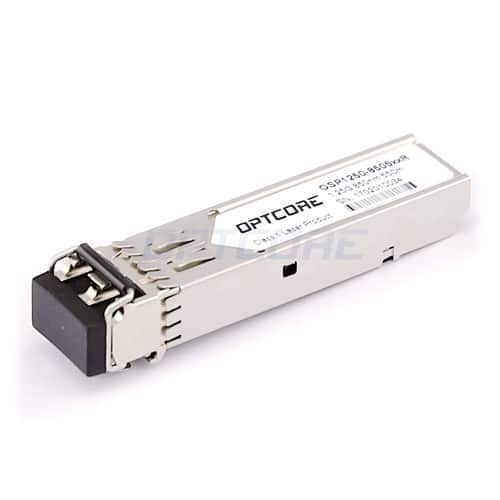Allied Telesis AT-SPSX Compatible 1000BASE-SX MMF 850nm 550m SFP Transceiver