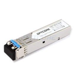 Cisco GLC-FE-100FX-RGD Compatible 100BASE-FX 2km Industrial SFP Transceiver