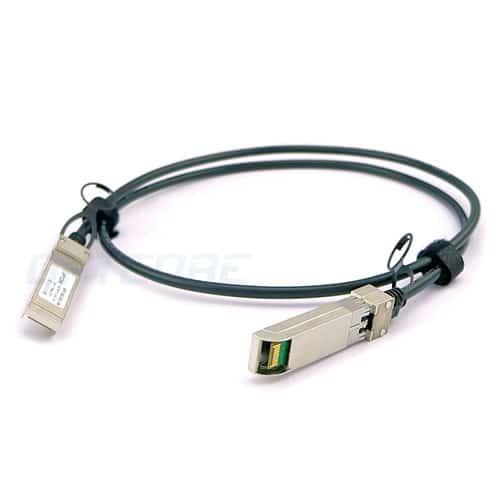 Cisco SFP-H10GB-CU1M Compatible 10G SFP+ 1m Passive Direct Attach Copper Twinax Cable