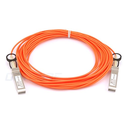 10Gb/s SFP+ 1~100m Active Optical Cable (AOC)