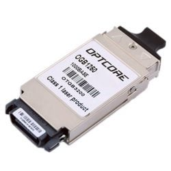 D-Link DGS-708 Compatible 1000BASE-ZX SMF 1550nm 80km GBIC Transceiver