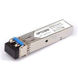 3G-SDI SMF 1310nm 10km Digital Video SFP Optical Transceiver (MSA)