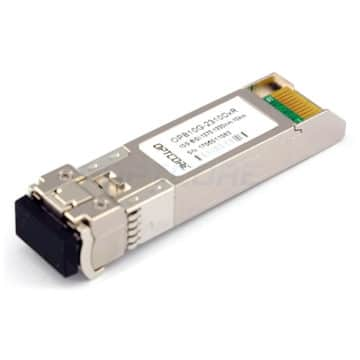 10Gb/s SFP+ BIDI TX:1270nm/RX:1330nm 20km Optical Transceiver Module
