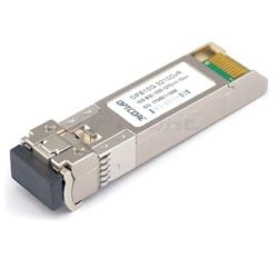 10Gb/s SFP+ BIDI TX:1330nm/RX:1270nm 10km Optical Transceiver Module