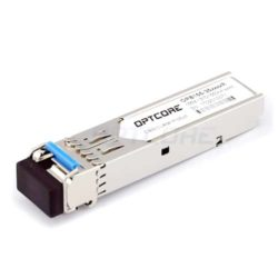 155Mbps Tx:1310nm/Rx:1550nm 20km BIDI SFP Transceiver Module