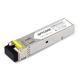 622Mbps Tx:1550nm/Rx:1490nm 160km BiDi SFP Transceiver Module