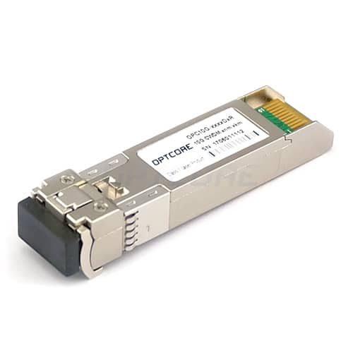 Cisco CWDM-SFP10G-1470~1610 Compatible 10GBASE-ZR CWDM SFP+ Optics Transceiver