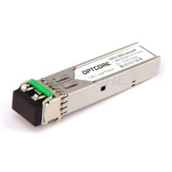 1.25Gb/s 80km CWDM 1270~1610nm SFP Optical Transceiver Module