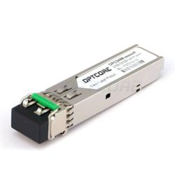 2.5Gbps CWDM 1270~1610nm 80km SFP Optical Transceiver Module