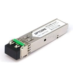 2.5Gbps CWDM 1270~1610nm 40km SFP Optical Transceiver Module