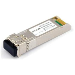 10Gb/s DWDM 100GHz 80km SFP+ ZR Optical Transceiver Module