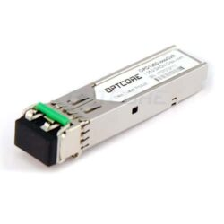 1.25Gb/s 80km DWDM SFP ZX Optical Transceiver Module
