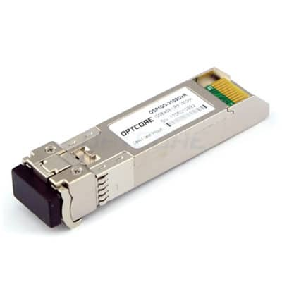 10Gb/s MMF 1310nm 220m SFP+ LRM Optical Transceiver Module