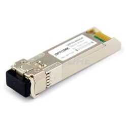 Enterasys 10GB-SR-SFPP Compatible 10GBASE-SR MMF 850nm 300m SFP+ Transceiver