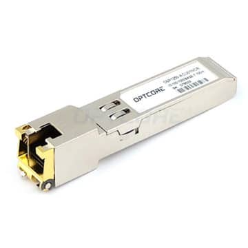 Force10 GP-SFP2-1T Compatible 1000BASE-T 100m RJ45 Copper SFP Module