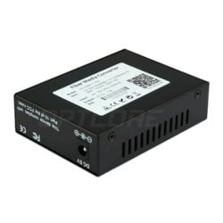 10/100/1000Base-T to 1000Base-ZX Single-mode 100km Fiber Media Converter