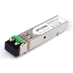 HPE JD087A Compatible 2.5Gb/s SMF 1550nm 80km DDM SFP Transceiver