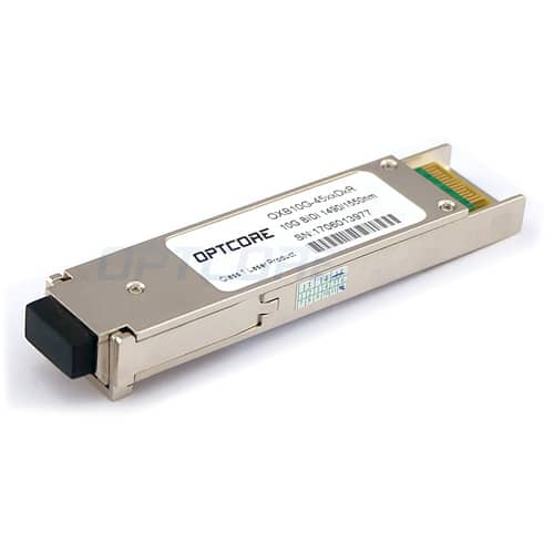 10Gb/s XFP BIDI TX:1490nm/RX:1550nm 80km Optical Transceiver Module
