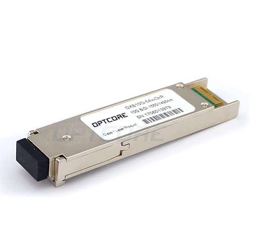 10Gb/s XFP BIDI TX:1550nm/RX:1490nm 80km Optical Transceiver Module