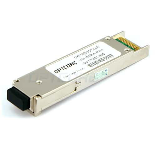 10Gb/s SMF 1550nm 80km XFP ZR Optical Transceiver