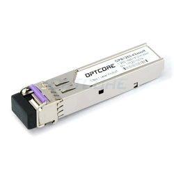 Huawei SFP-GE-LX-SM1490-BIDI Compatible 1000BASE-BX10-D TX:1490nm/RX:1310nm 10km SFP Transceiver