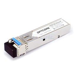 155Mbps Tx:1310nm/Rx:1490nm 20km BIDI SFP Transceiver Module