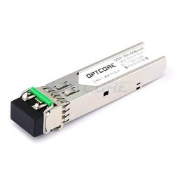 Extreme 10053H Compatible 1000BASE-ZX SMF 1550nm 70km Industrial SFP Transceiver