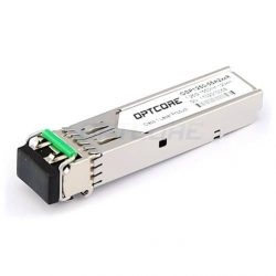 Huawei eSFP-GE-ZX100-SM1550 Compatible 1000BASE-EZX SMF 1550nm 100km DDM SFP Transceiver