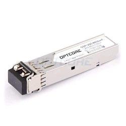 Juniper SRX-SFP-1GE-SX-ET Compatible 1000BASE-SX MMF 850nm 550m Extended Temperature SFP Transceiver