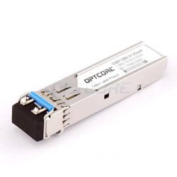 Alcatel-Lucent ISFP-G-LX Compatible 1000BASE-LX SMF 1310nm 10km Industrial SFP Transceiver
