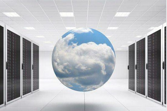 cloud computing and data center