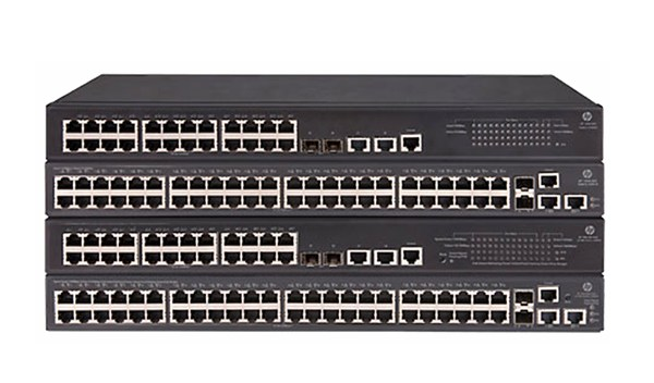 HP 1950 switch series